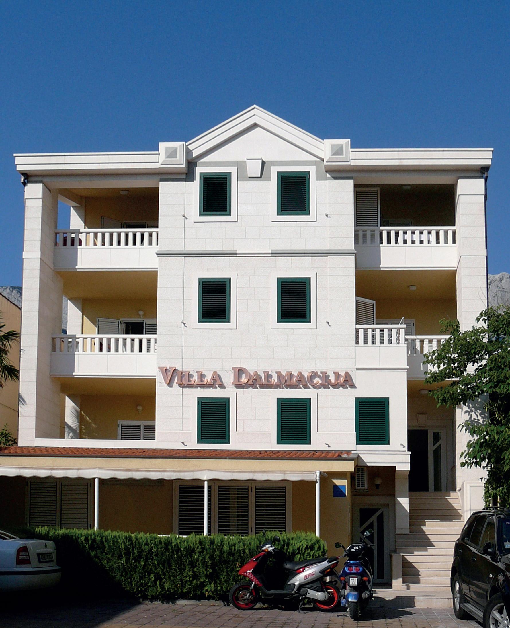 vila Dalmacija -