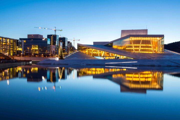 Oslo, opera