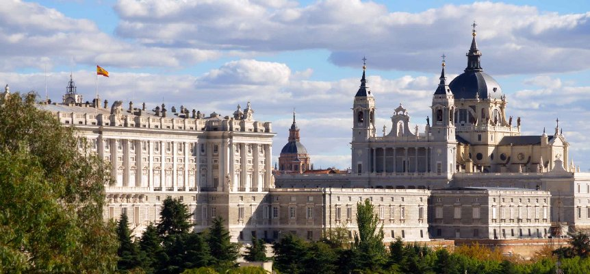 Madrid - Royal Palace