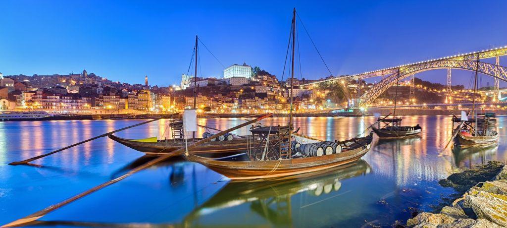 Portugalsko, Porto