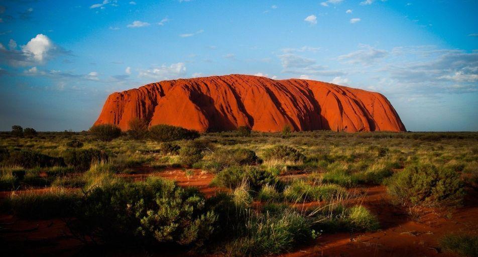 Austrálie, Uluru