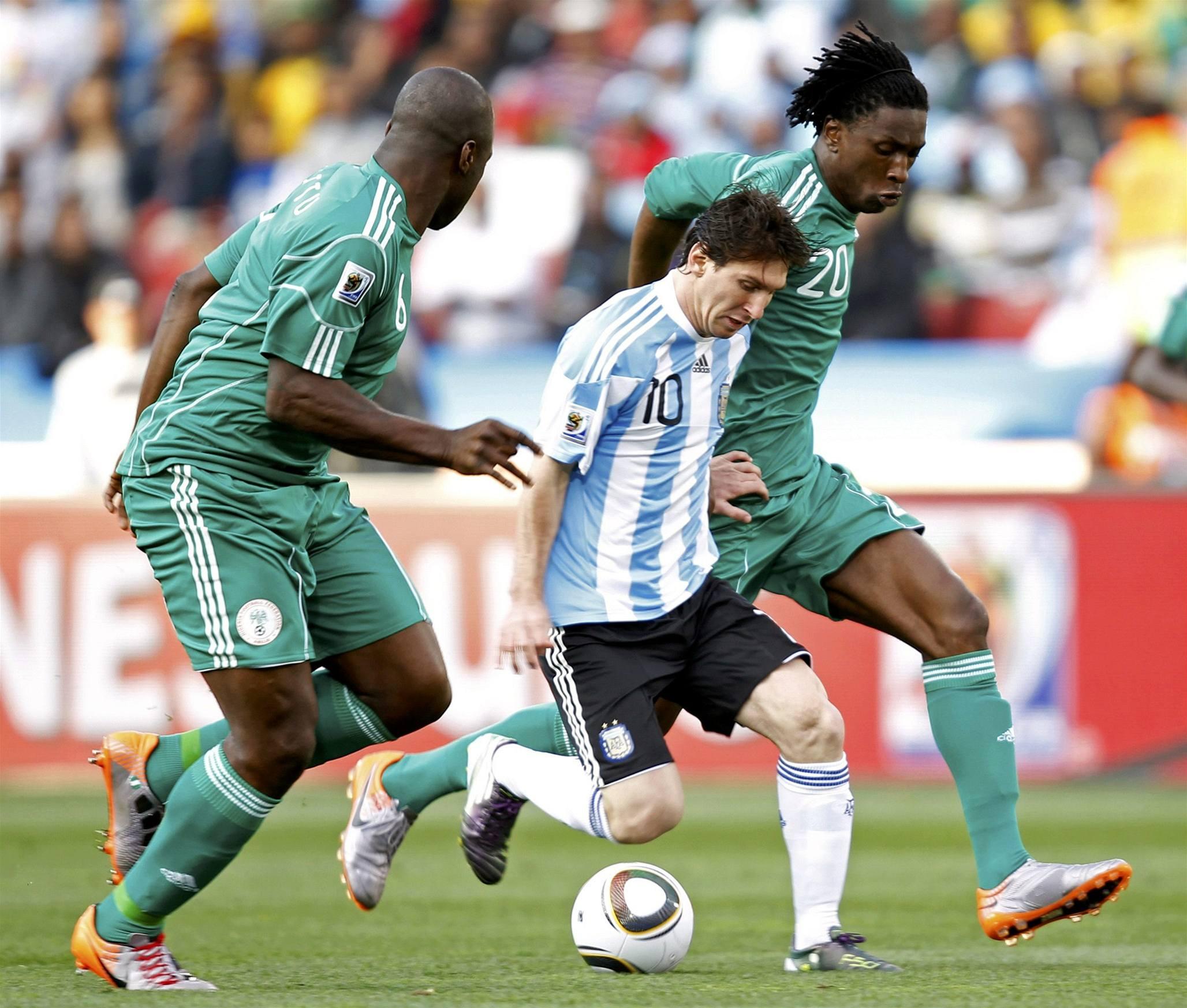 Argentina - Nigerie