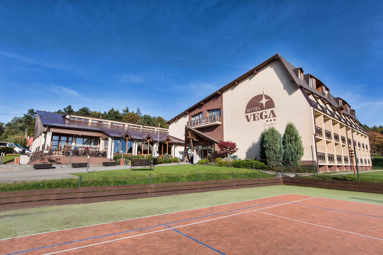 Hotel Vega, Luhačovice