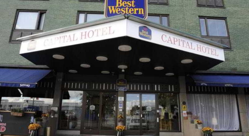 Best Western Capital, Stockholm -