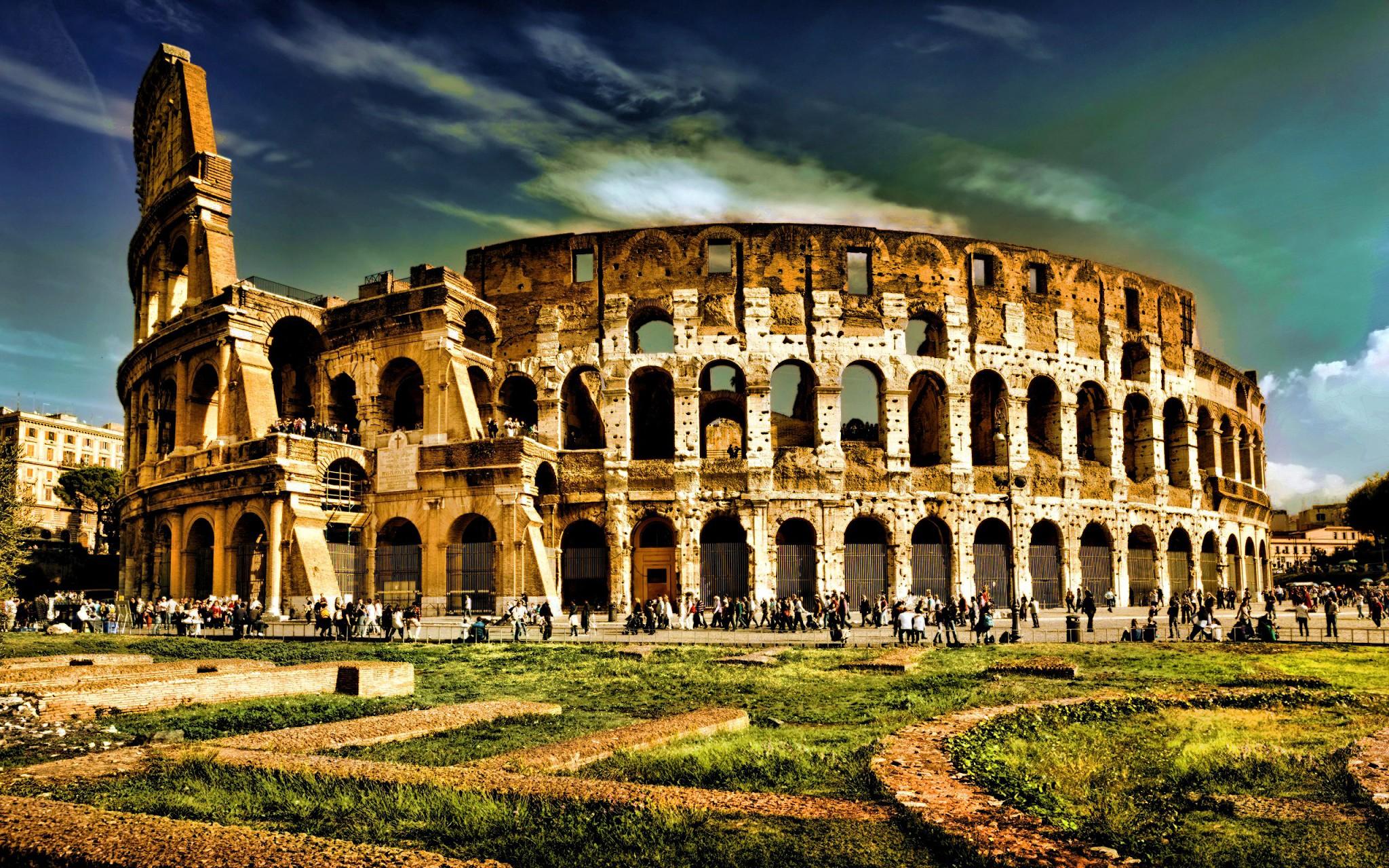 Řím, Koloseum