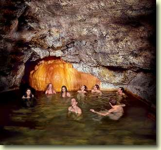 Sklené Teplice-jeskyně