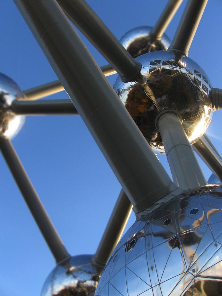 Belgie, Brusel - Atomium - 1279-brusel---atomium.jpg