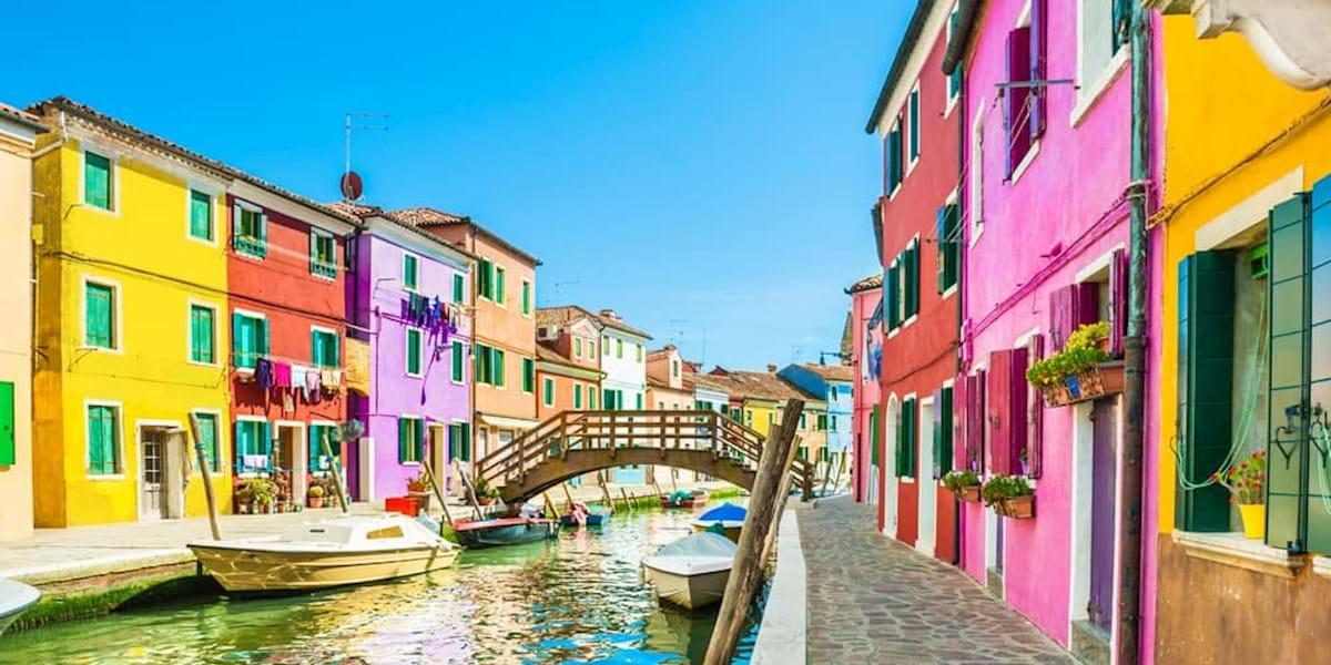 Benátky - Souostroví Murano