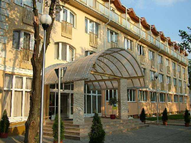 Hungarospa Thermal hotel, Hajdúszobozsló