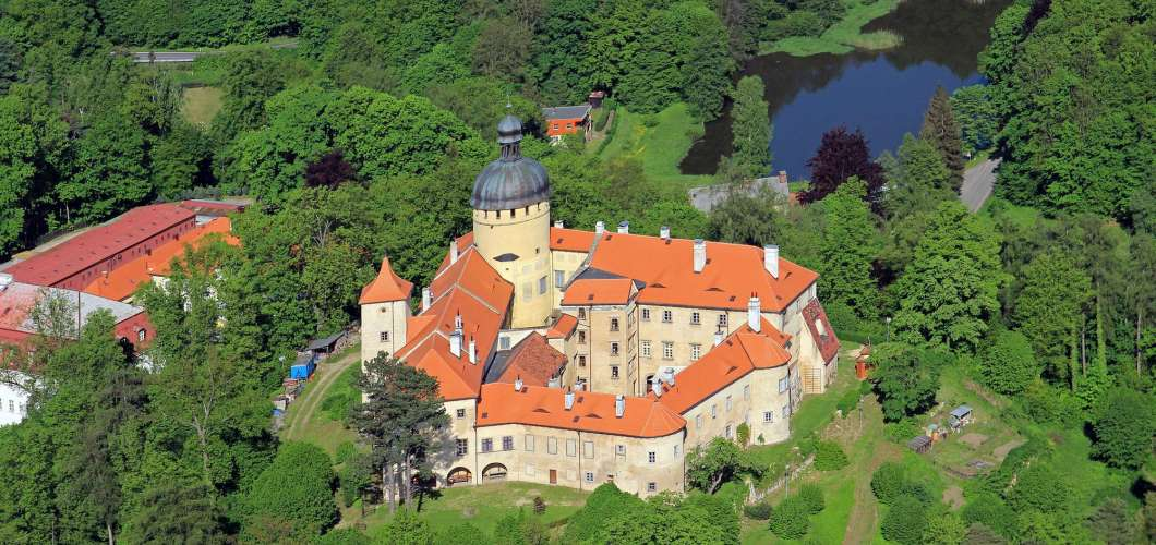hrad Grabštejn -