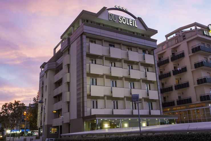Hotel du Soleil, Rimini - hotel