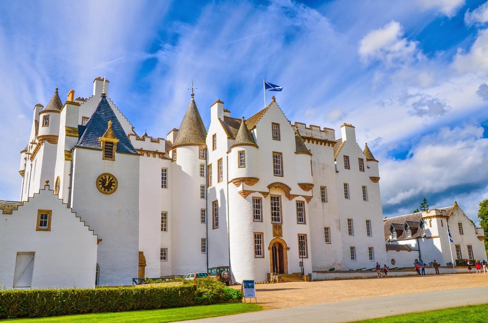 Za tajemstvím skotské Vysočiny