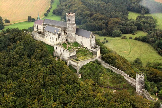hrad Bezděz -