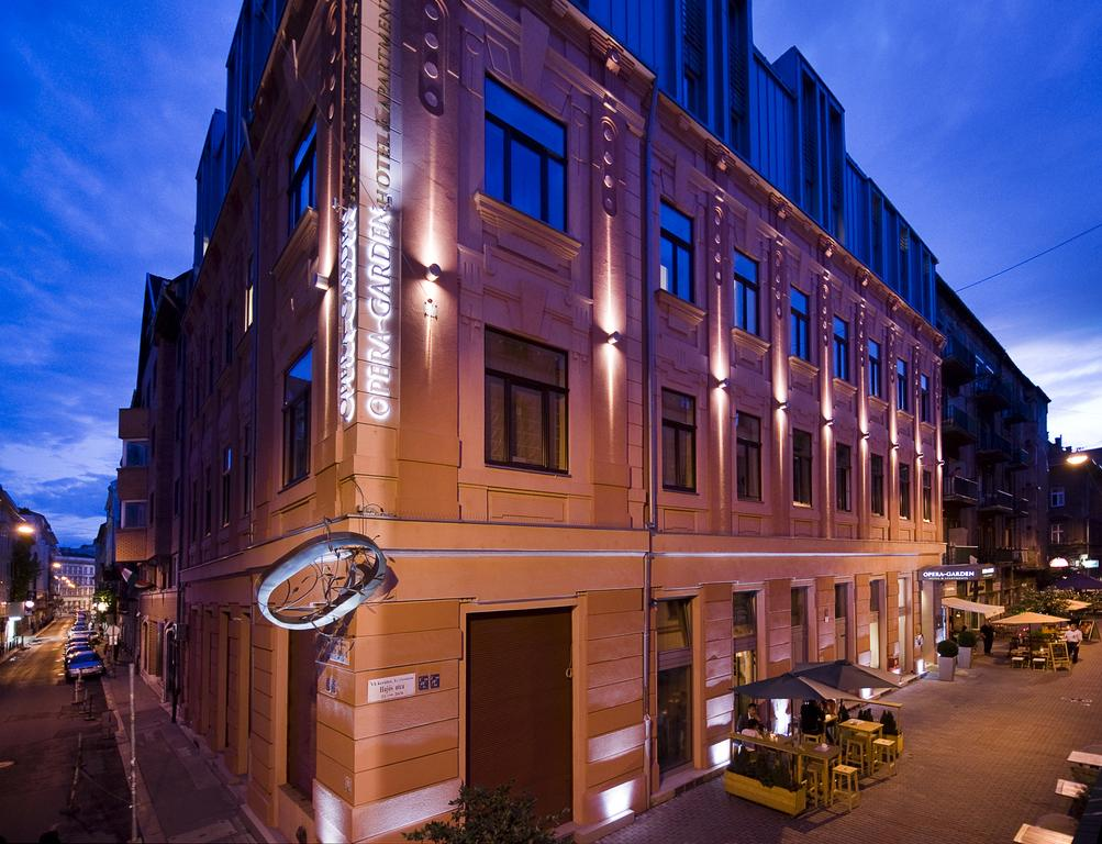Hotel Opera Garden 4* -