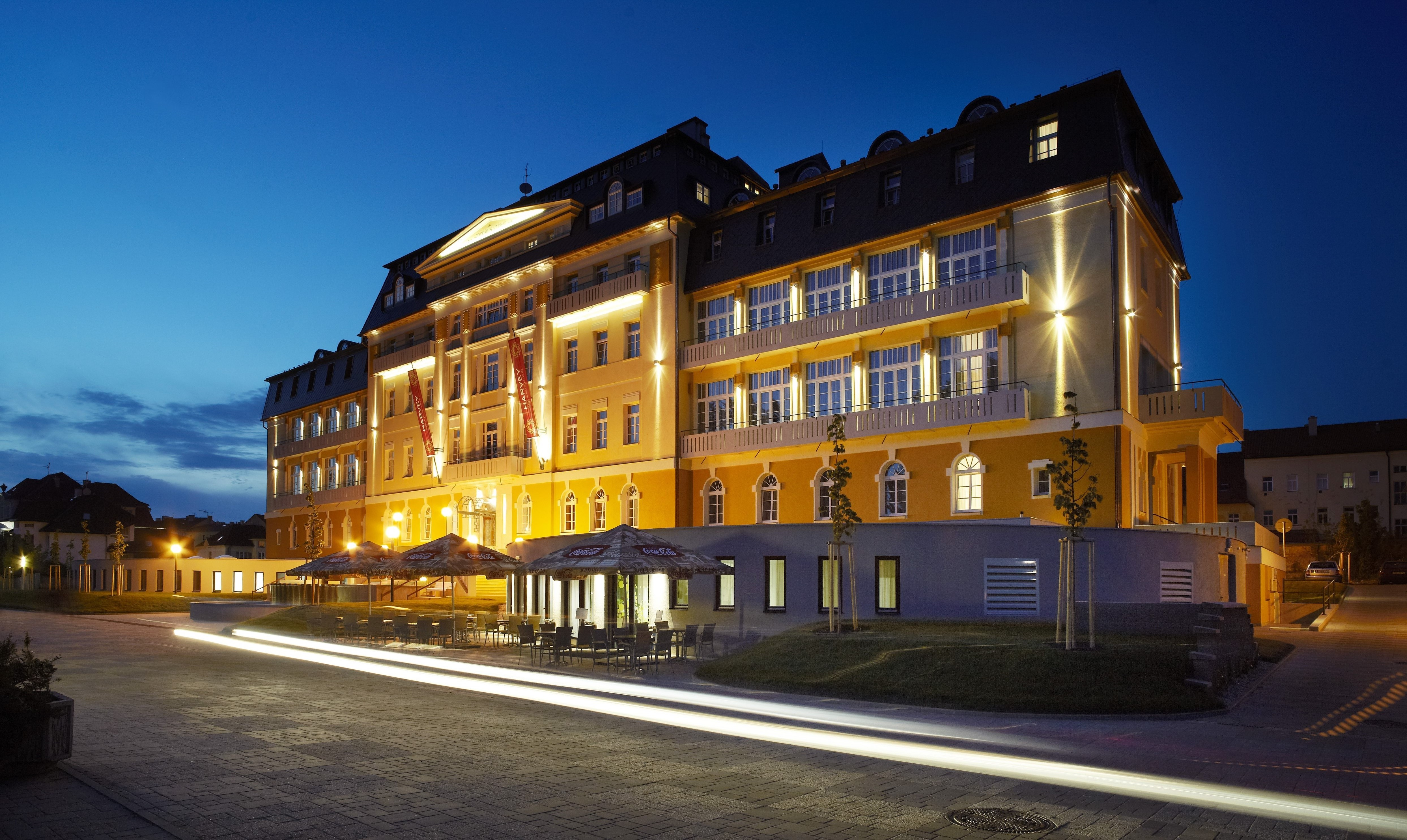 Spa a Kur Hotel, Františkovy Lázně