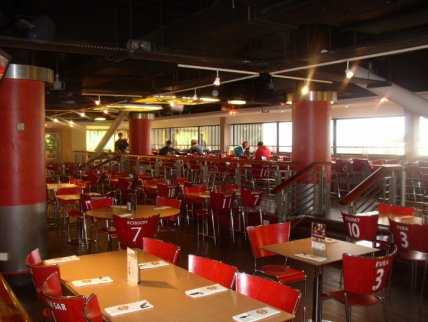 Manchester Red Cafe