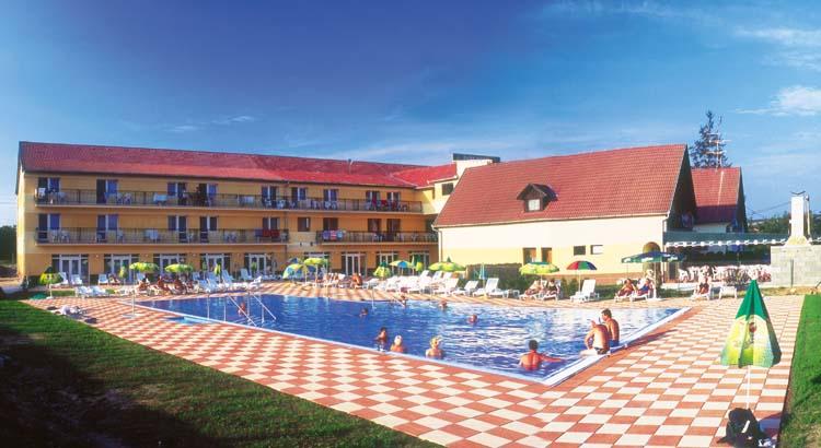 hotel park, hokovce