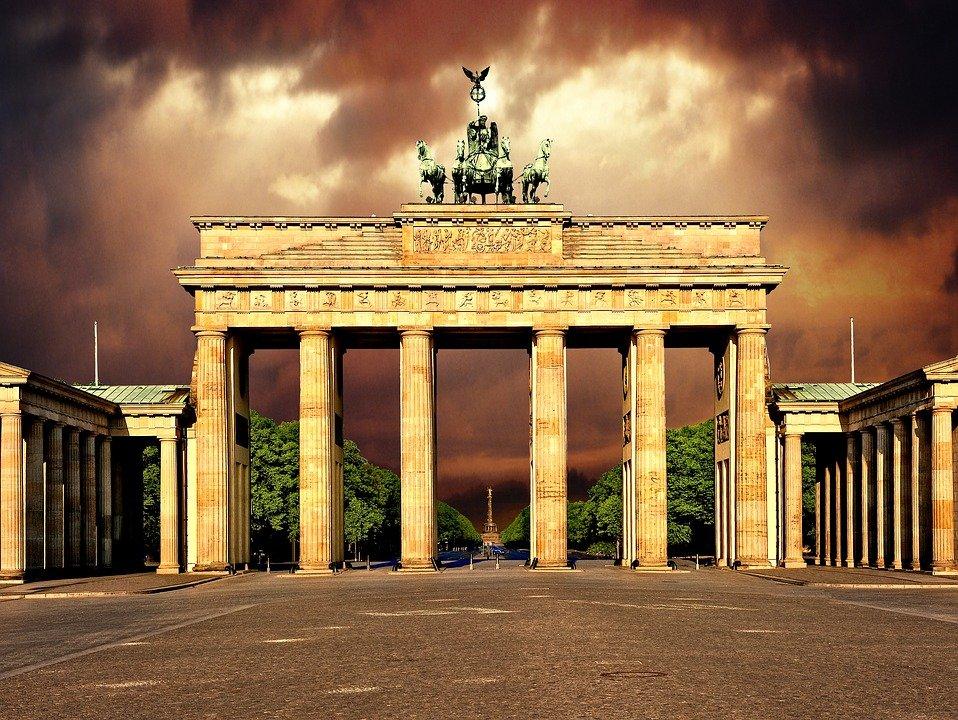 Berlín, Brandenburská brána