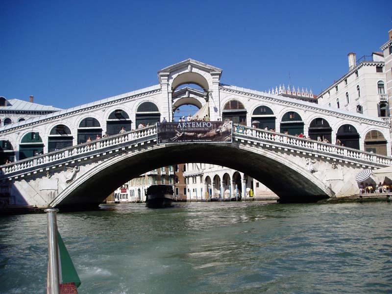Itálie, poznávací zájezdy, Benátky