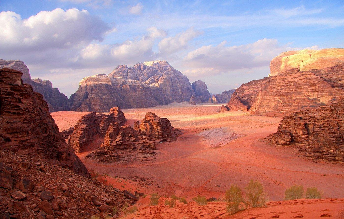 Wadi Rum -