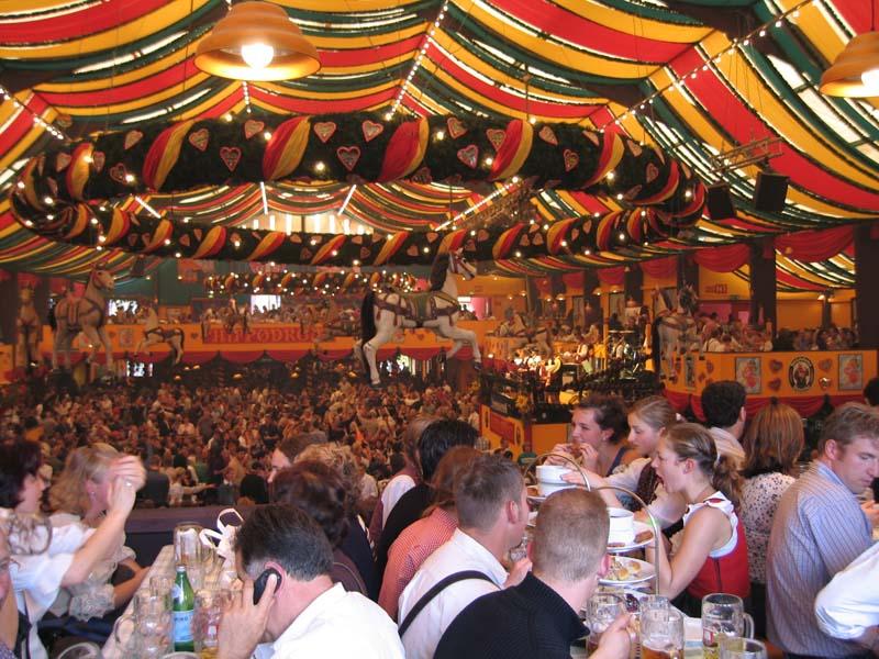 Německo, Oktoberfest - 3238-oktoberfest.jpg