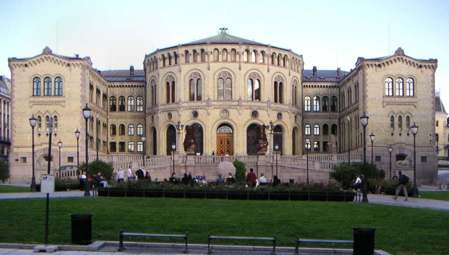 Oslo, parlament
