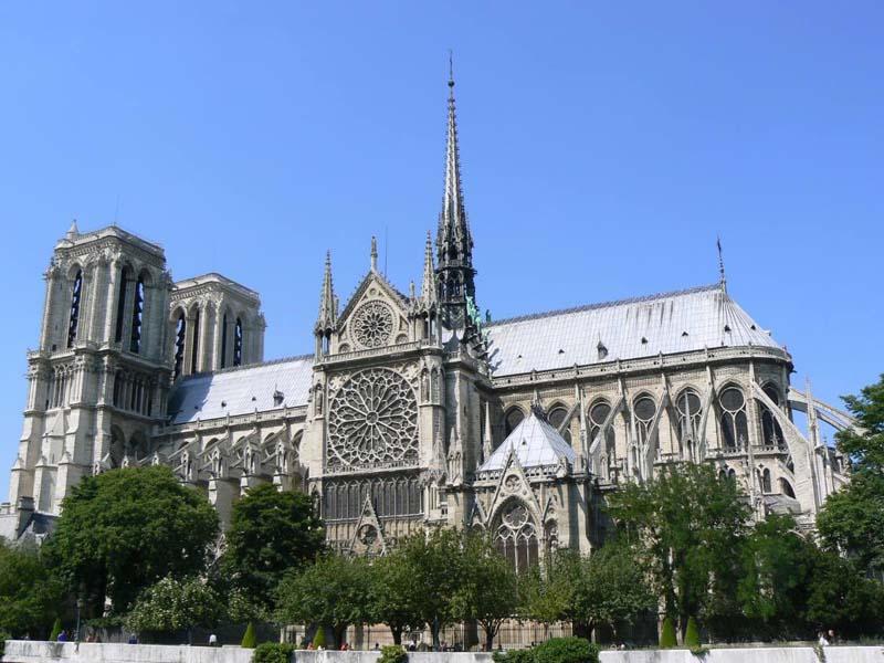 Paříž, Notre Dame