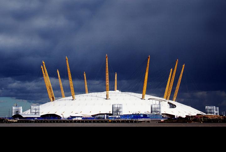 O2 Arena, Londýn
