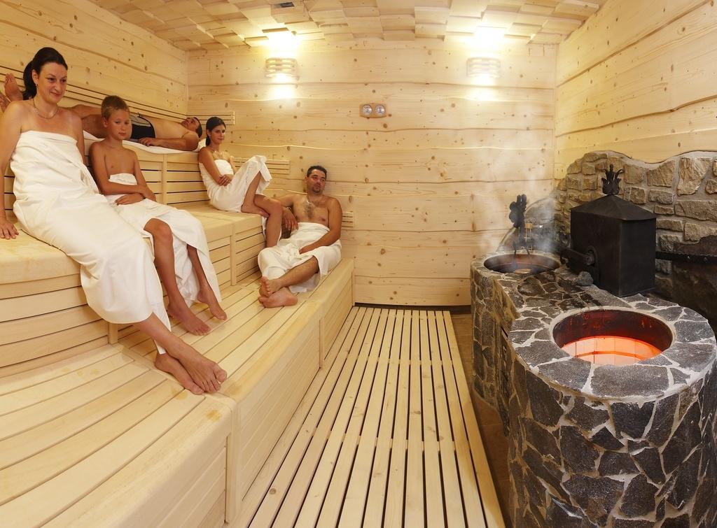 Niva, sauna