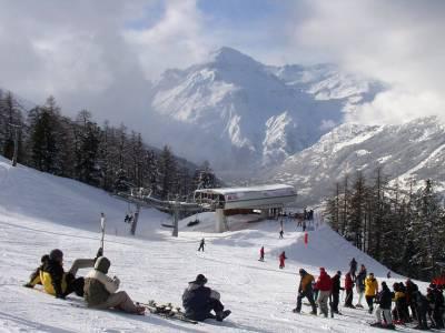 Val Cenis - lanovka