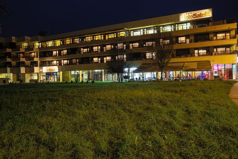 Hotel Satelit -