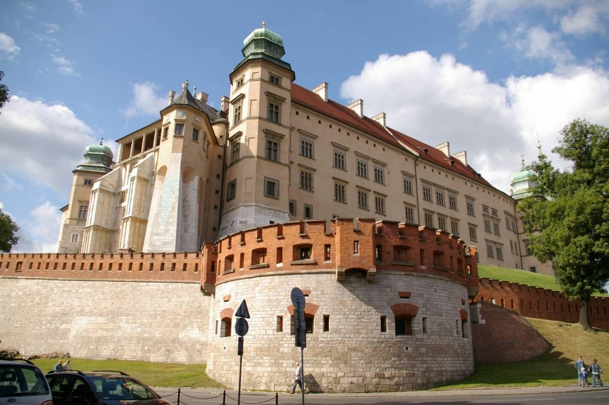 Krakov, Wawel