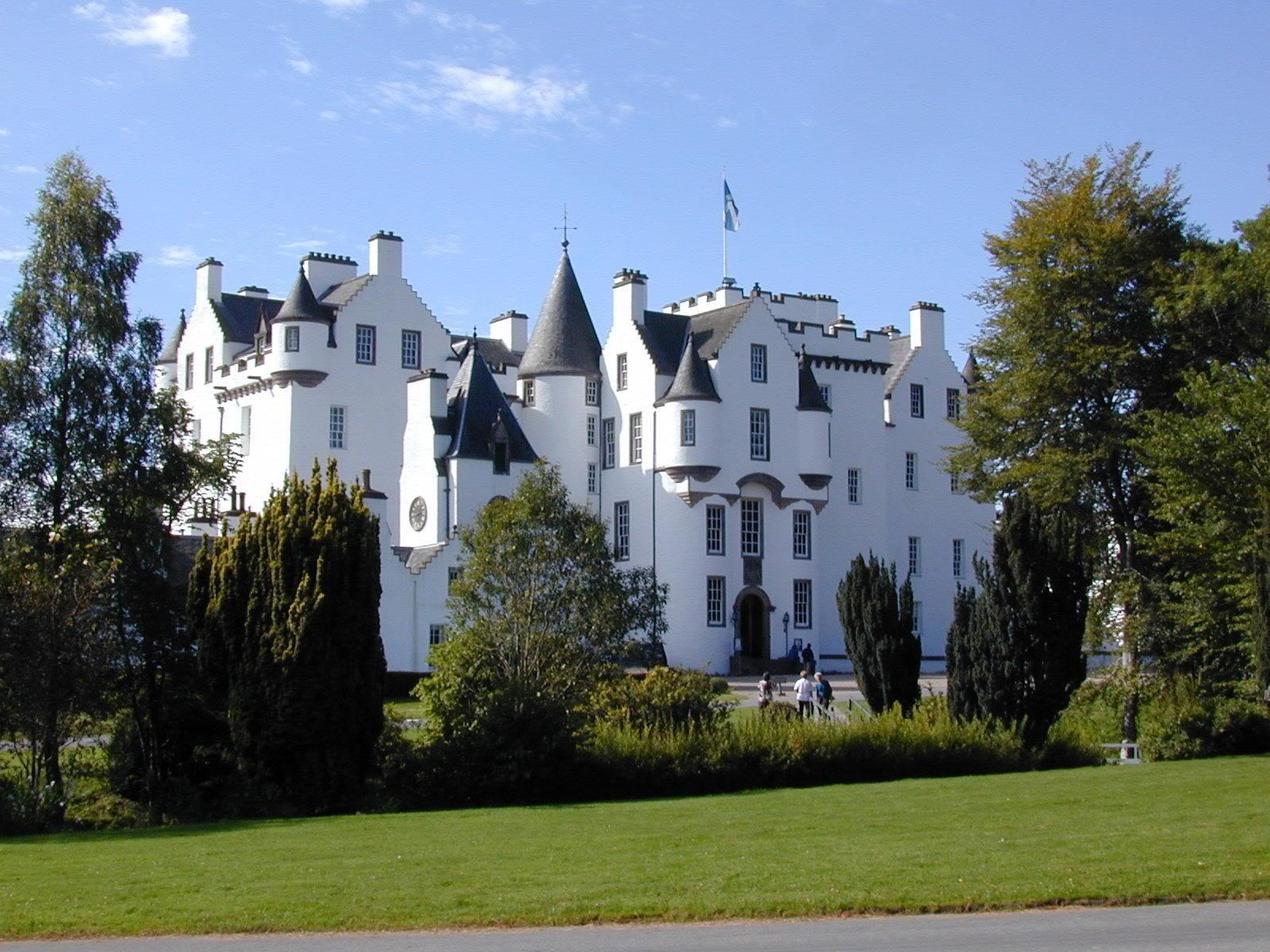 Blair - castle