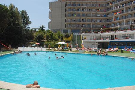 Samba - hotel