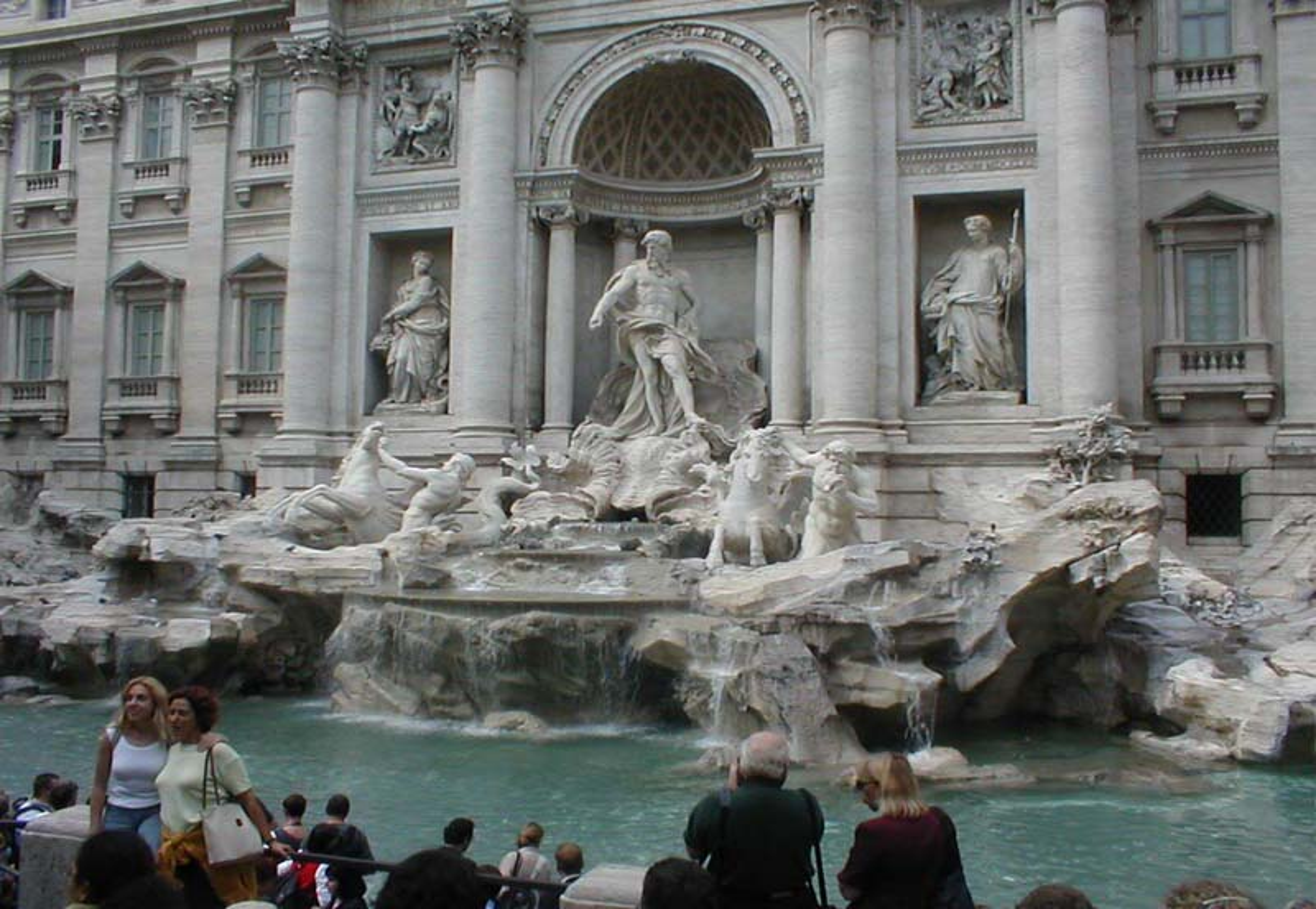 Řím - Fontana di Trevo