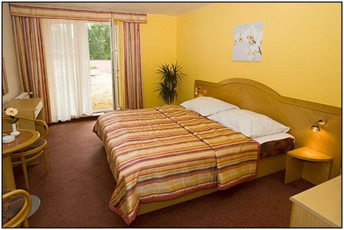 Hotely bohemia třeboň lázně a termální lázně