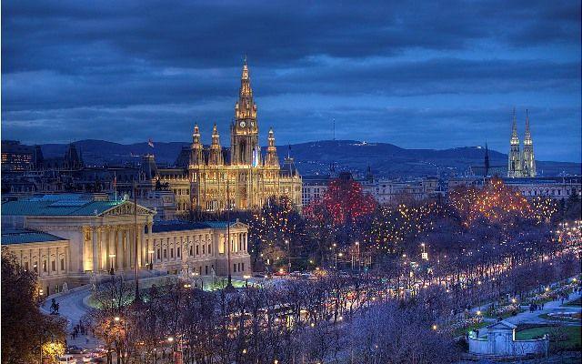 Vídeň, Vánoce