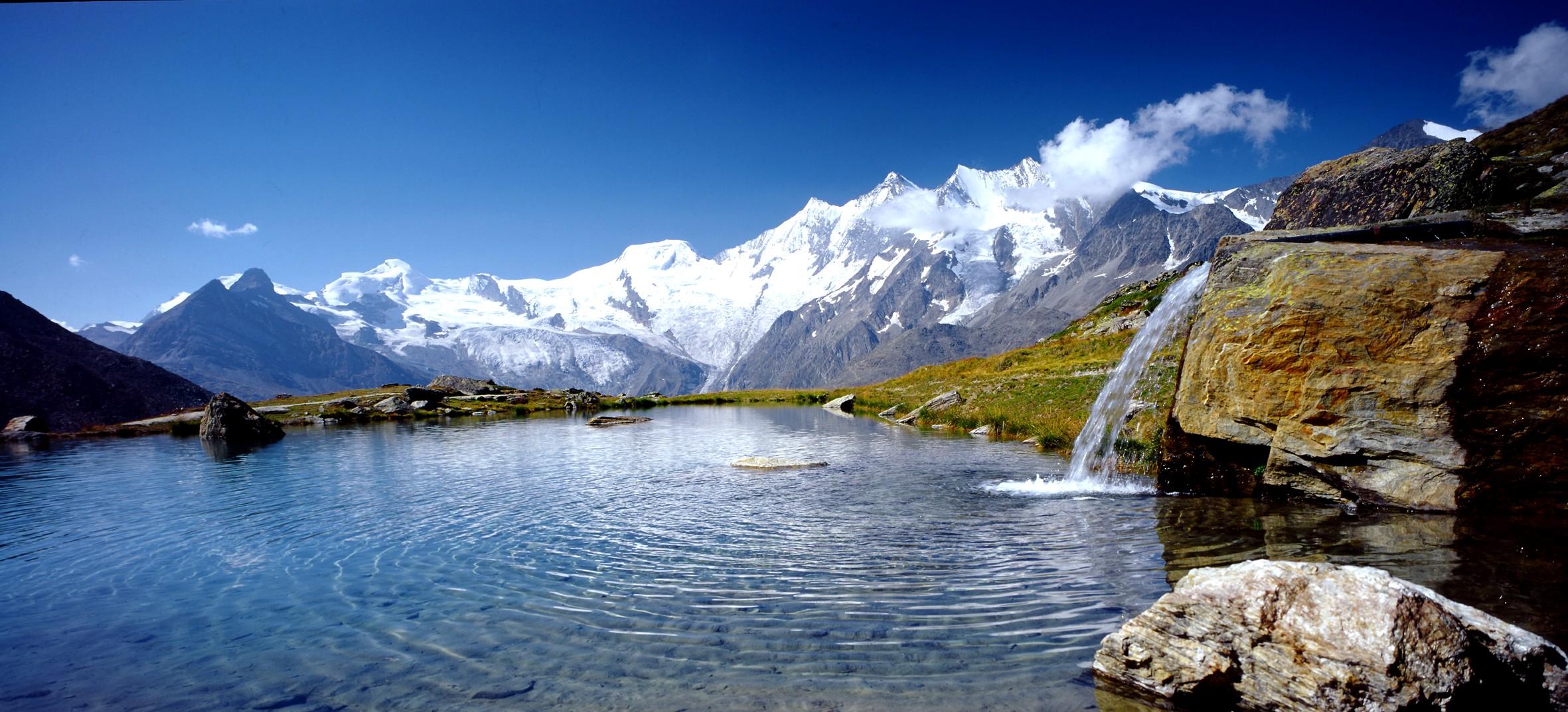 Švýcarsko, Saas Fee