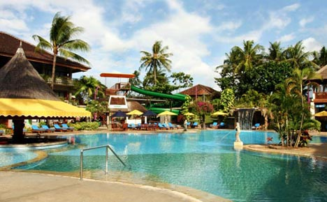 Bali Dynasty Resort - bazén