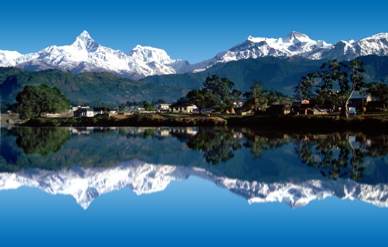 Nepál - letecké poznávací zájezdy 2018