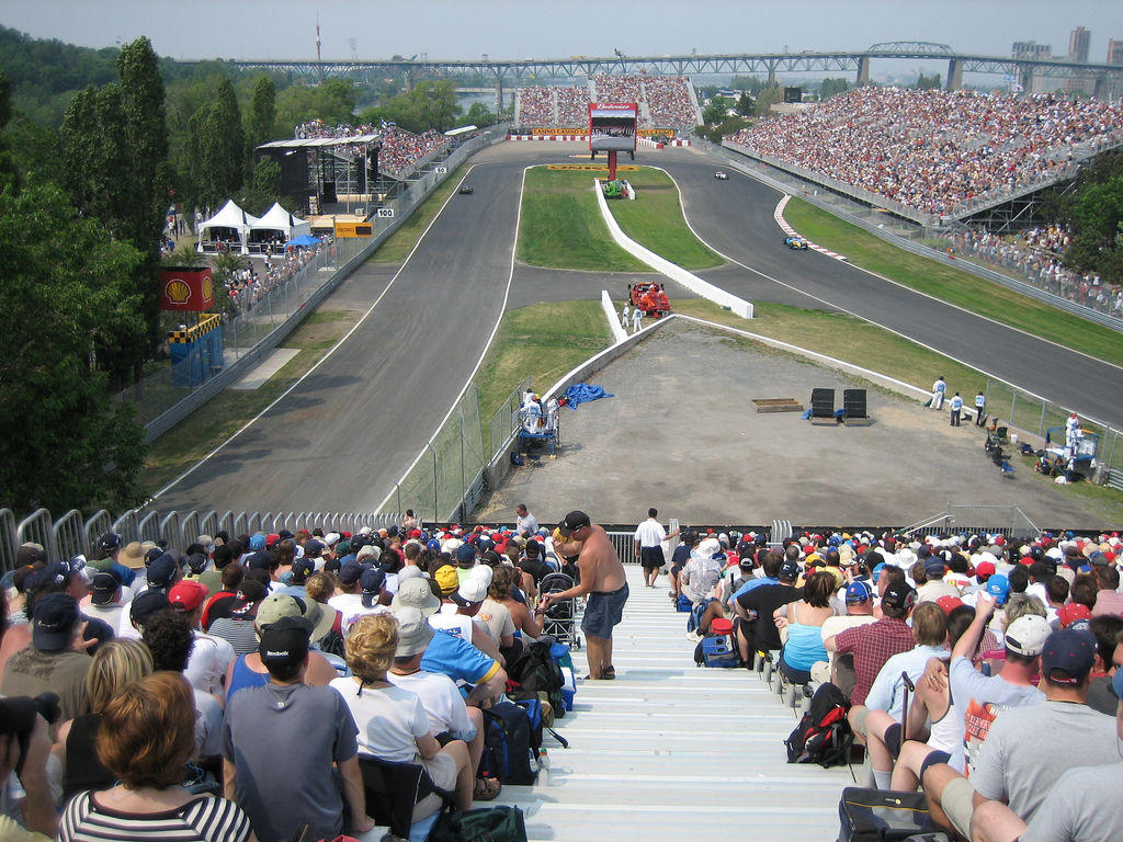 GP Kanady, Montreal