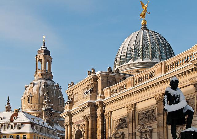 Drážďany, Frauenkirche