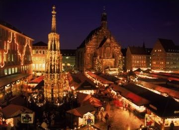 NORIMBERK, Německo