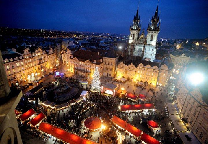 Staroměstské náměstí - Adventní trhy