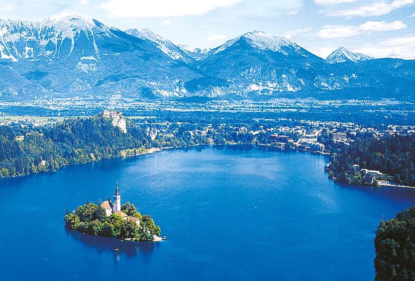 Bledské jezero