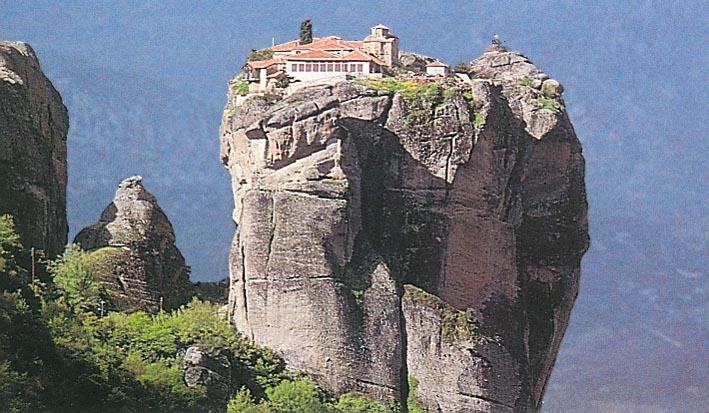 klášter -