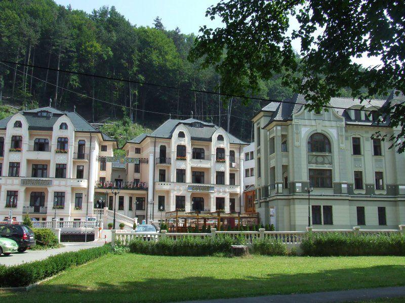 Hotel Most slávy -