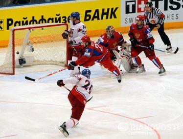 ZOH Soči - Lední hokej
