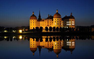 Německo, Moritzburg - poznávací zájezdy