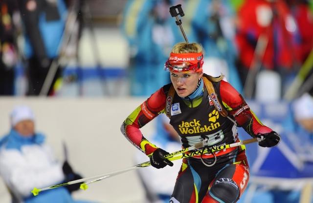 Biatlon, Gabriela Soukalová